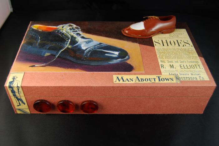 6. A Shoe-In