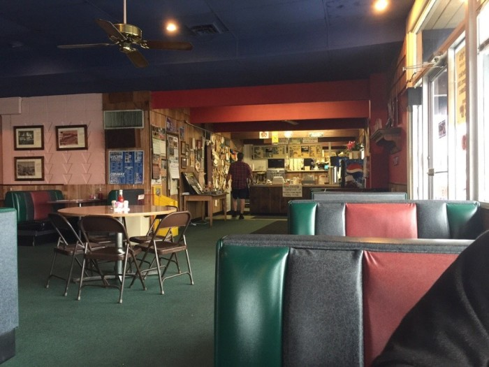 4. Shorty's: Considered one of the best hamburger and milkshake stops in Conway, the chocolate cherry banana shake comes highly recommended.