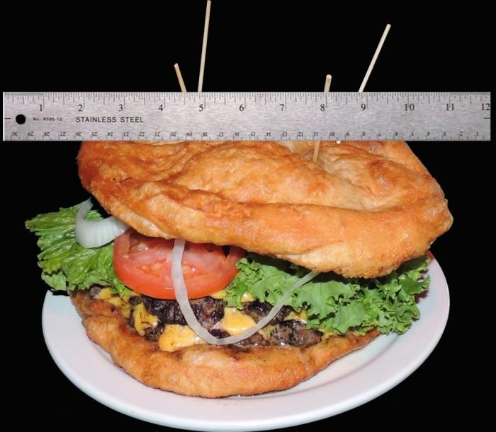8. Sinful Burger, Bellevue