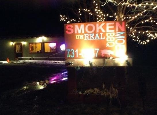 2.) Smoken MOES Un-Real BBQ (Pagosa Springs)