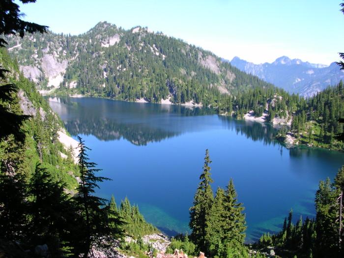 12. Snow Lake - Mt. Rainier National Park