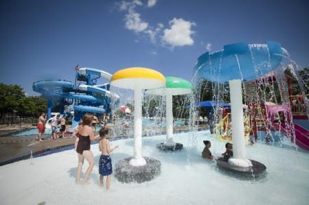 6. Splash Zone