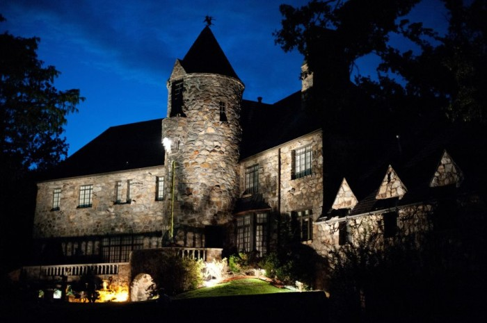 1. The Castle on Stagecoach: Located in southwest Little Rock, this well-known unique location is a great venue for events.