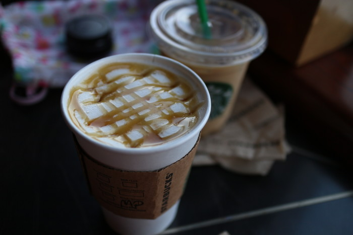 6. Coffee / Starbucks