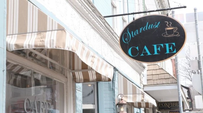 14. Stardust Cafe in Lewisburg