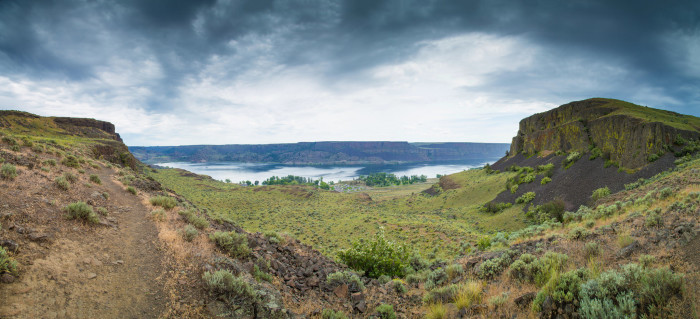 4. Steamboat Rock State Park - Electric City