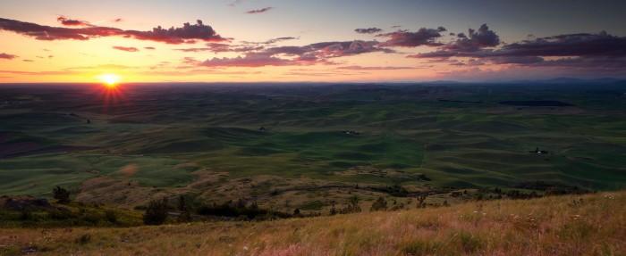 15. Steptoe Butte State Park - Colfax