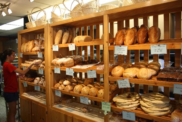 6. Sticky Boy Bread Company, Boone