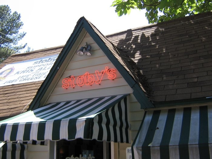 6. Stoby's: This Conway, Arkansas favorite serves a delicious breakfast every morning, and diners can even enjoy the pastries at pattiCakes' bakery next door.
