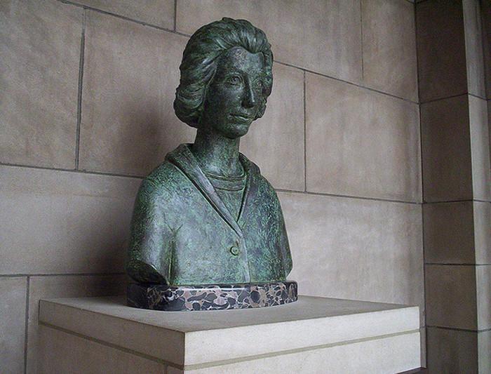 Bess Streeter Aldrich, Author, Lived in Nebraska From 1906 Until Her Death in 1954