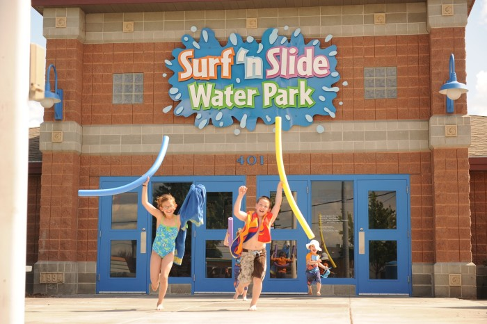 Surf 'n Slide - Moses Lake