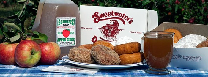 8) Sweetwater Donut Mill, Kalamazoo, Battle Creek