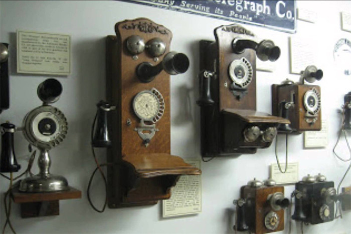 2) Frank H. Woods Telephone Museum, Lincoln