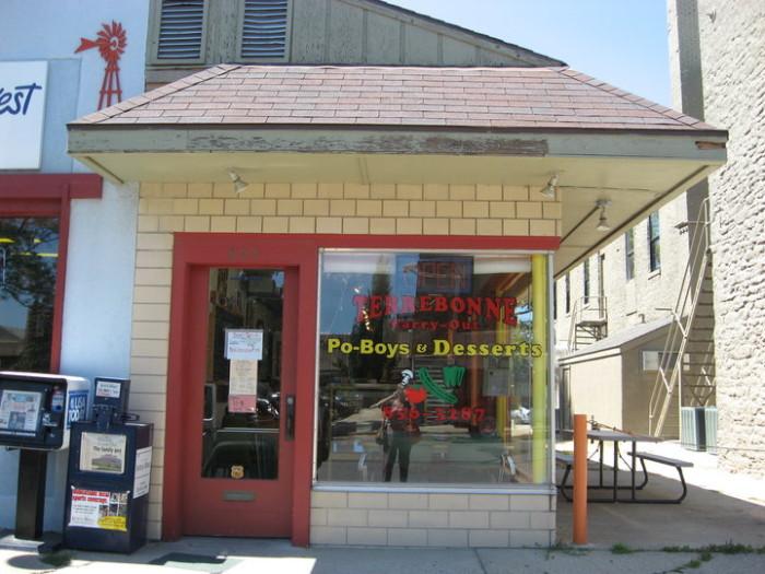 2.) Terrebonne Cafe (Lawrence)