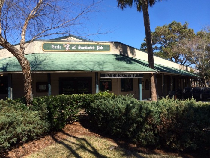 12. The Earl of Sandwich Pub, Hilton Head, SC