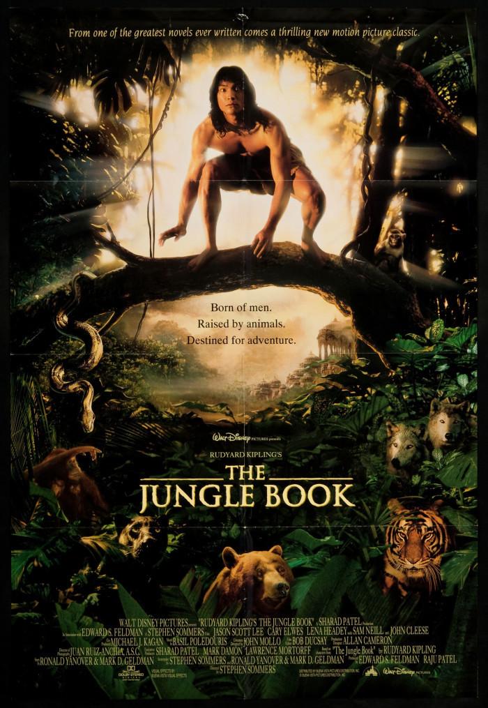6) The Jungle Book