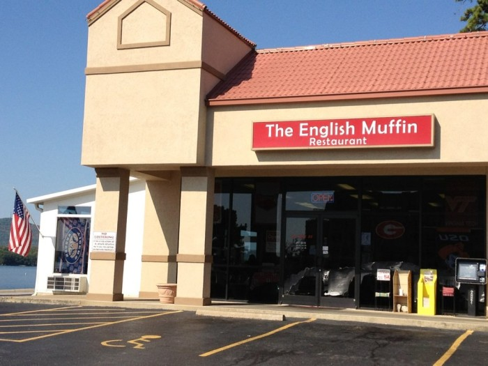 4. The English Muffin: Breakfasts are beloved at this Hot Springs eatery; light omelets are offered in a wide variety and blue plate specials also make an appearance.