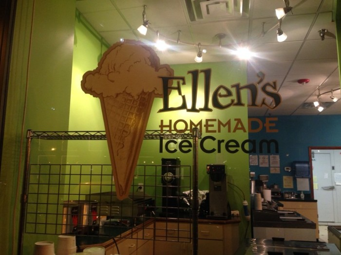 4. Get some ice cream!