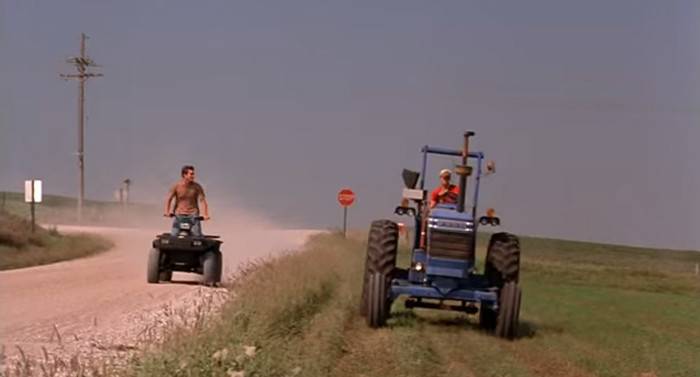 Tully, 2000 - Filmed Partially in Fort Calhoun, Lincoln, and Omaha