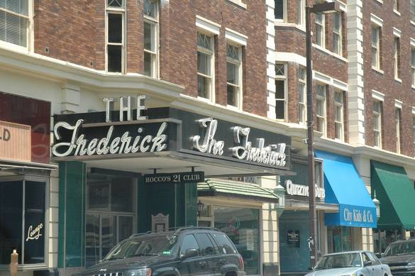 5. The Frederick in Huntington.