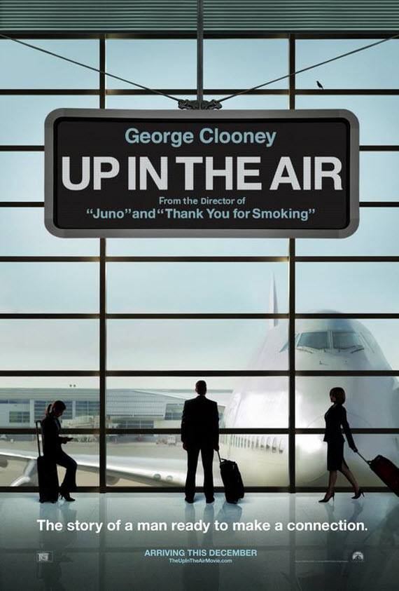 Up In The Air, 2009 - Filmed Partially in Omaha