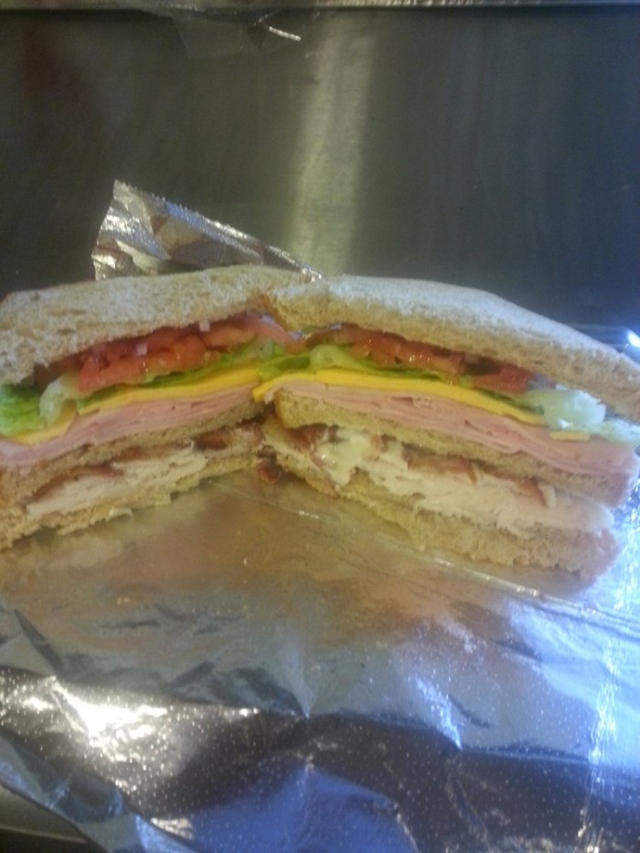 8. The Upstairs Downstairs Sandwich Shop in Harpers Ferry