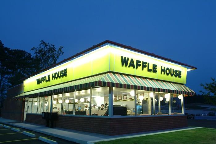 11) Waffle House