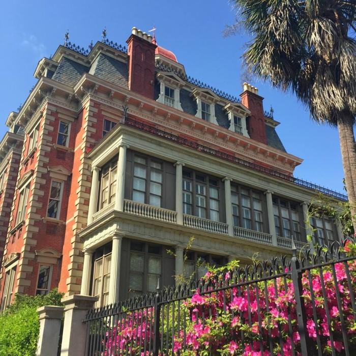10. Wentworth Mansion, Charleston, SC