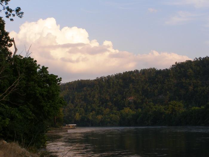 11. White River