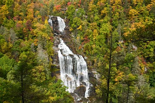 5. Whitewater Falls, Jocassee Gorges