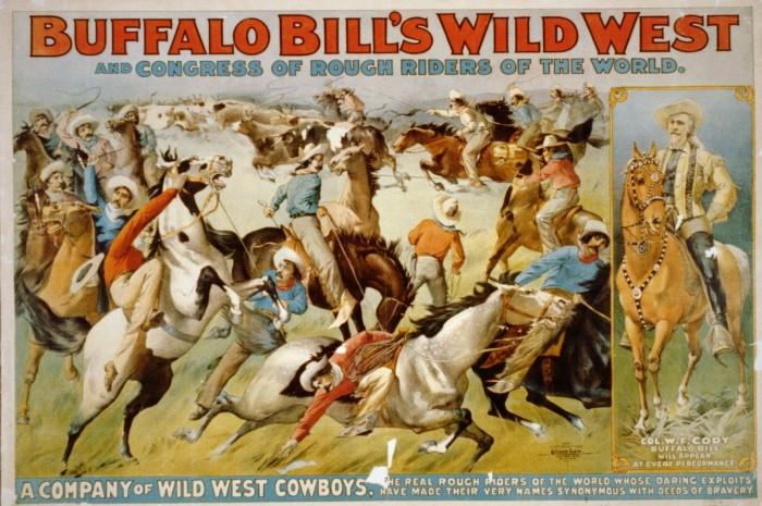 10) Nebraska is Still the Wild, Wild West