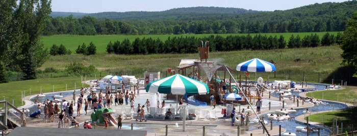 2 Wild Mountain is more than just a gorgeous waterpark north of Taylors Falls. Other attractions include an alpine slide and go-karts!