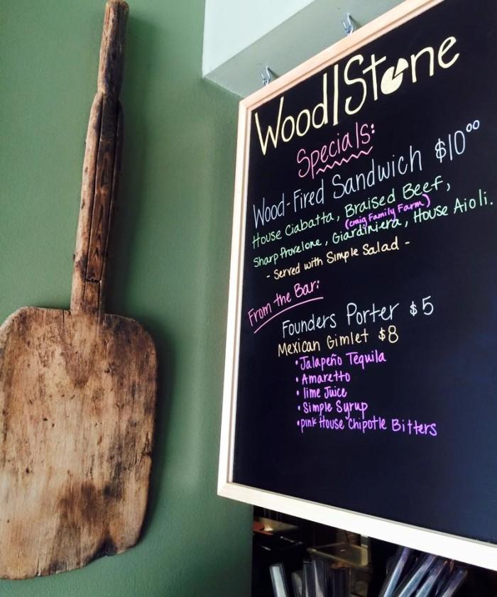 12. Wood Stone Craft Pizza