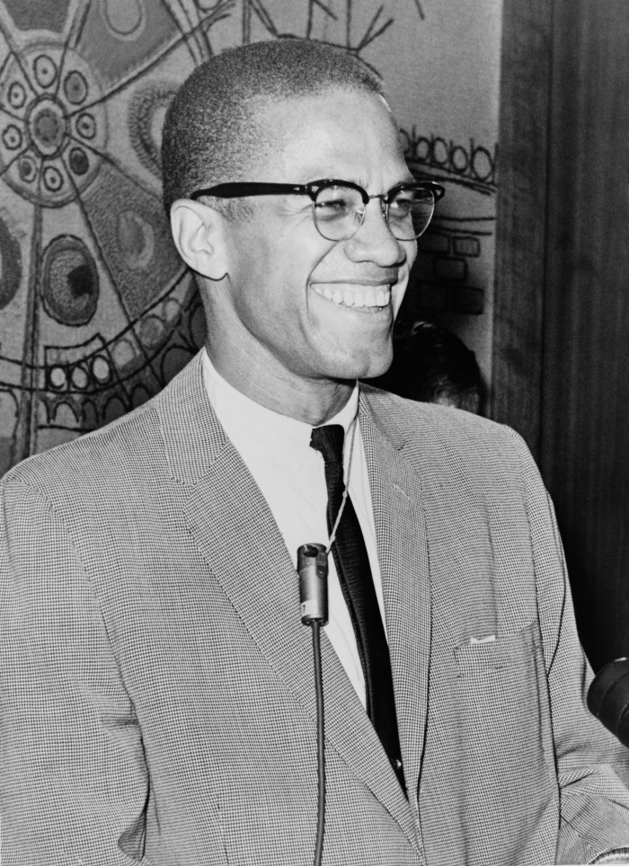 Malcolm X, Muslim Minister and Human Rights Activist, Born in Omaha in 1925