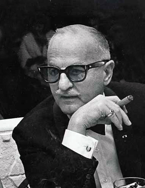 Darryl Zanuck, Film Producer and Founder of 20th Century-Fox, Born in Wahoo in 1902