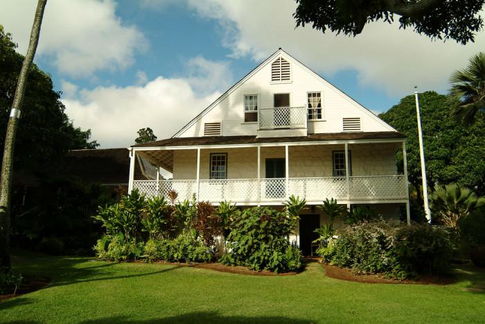 1) Bailey House Museum, Maui
