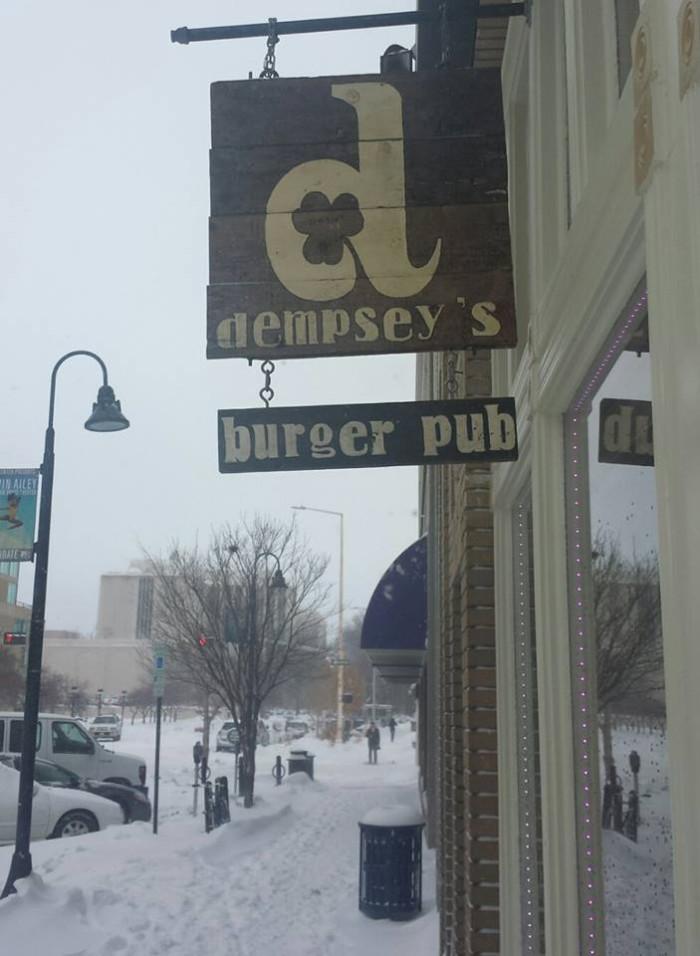 Dempsey's Burger Pub, Lincoln
