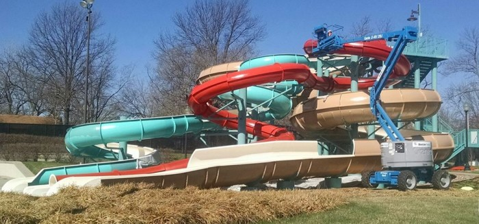 1. Adventure Oasis Water Park, Independence