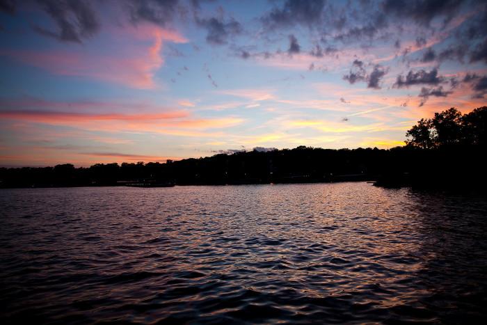 1.  Osage Beach, Lake of the Ozarks