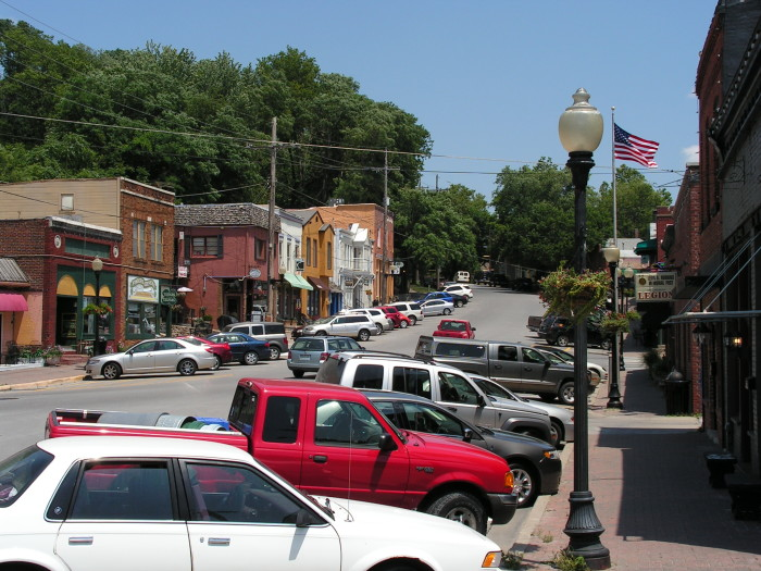 1. Parkville, Population 4,059