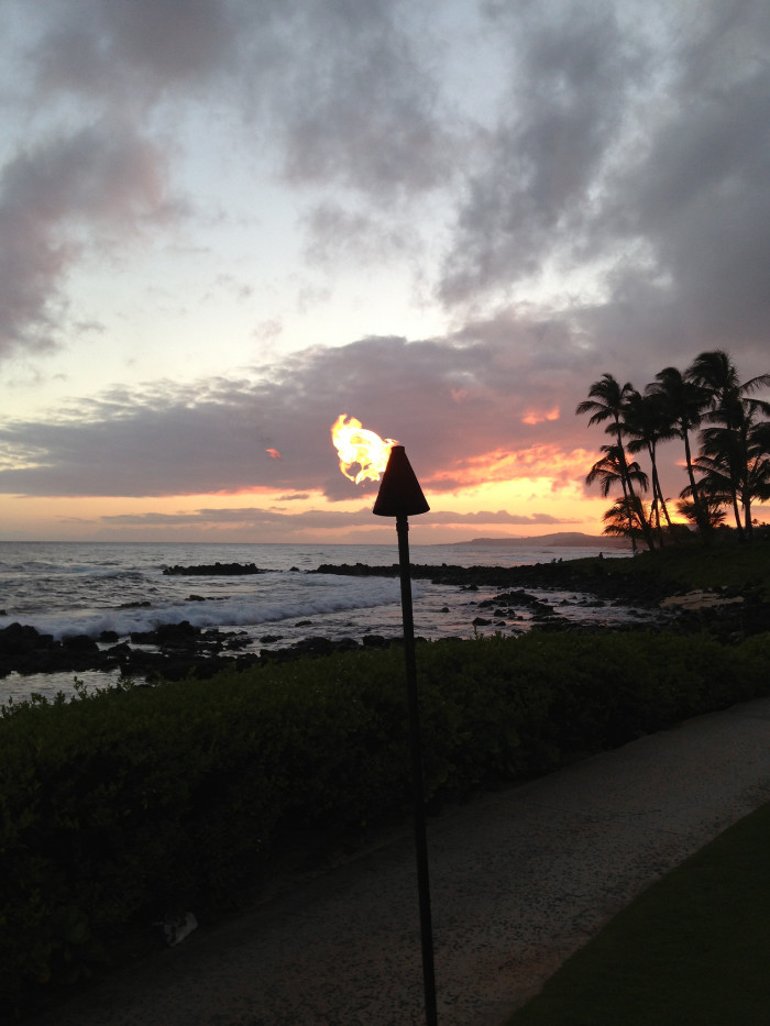 """10) """"Sunset at Poipu"""" by Rocky A"""