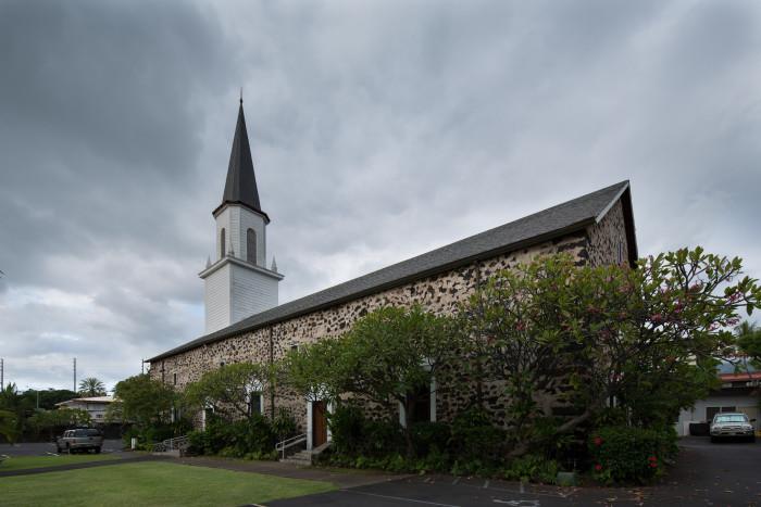 10) Mokuaikaua Church, Big Island