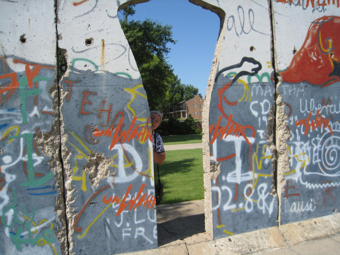 10.National Churchill Museum and Berlin Wall, Fulton