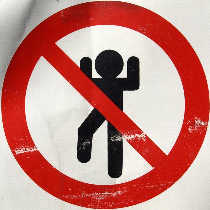 10. No dancing