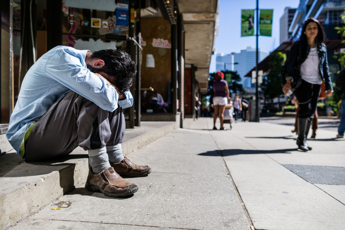 10) Any person who sits on a sidewalk in Galveston may be fined up to $500.