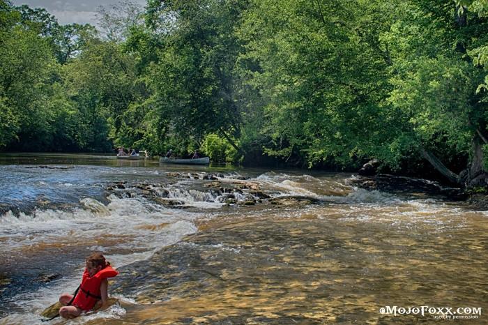 10. The Chute on Okatoma Creek