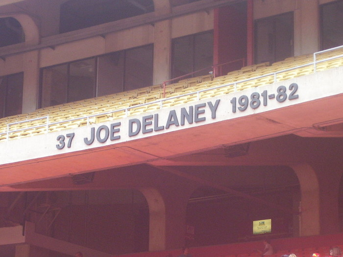 7.) That sick feeling you got in the pit of your stomach when you heard about Chiefs Running Back Joe Delaney