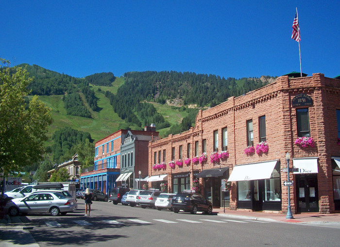 Of The Most Beautiful Historic Quaint Towns In Colorado