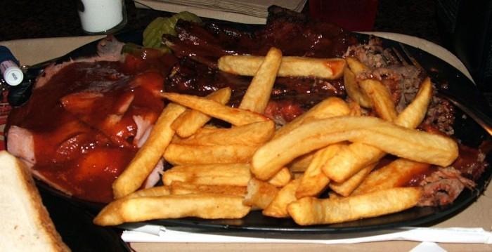 8.) BBQ