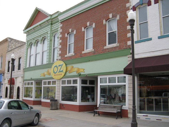 Beautiful Charming Small Towns In Kansas